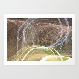 Bright Lights, Big City VII Art Print