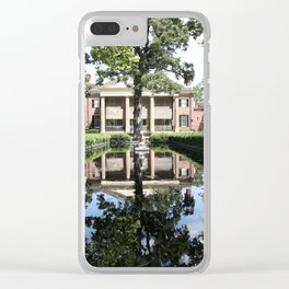 Cantigny Pool Clear iPhone Case