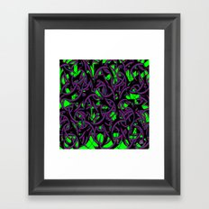 The Oracle Too Framed Art Print