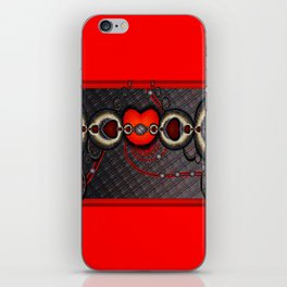 The Red Room iPhone Skin