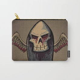 Skull Bomb Carry-All Pouch