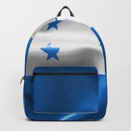 Honduras Flag Backpack