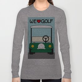 WE♥GOLF Long Sleeve T-shirt