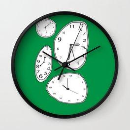 Clocks Green Wall Clock