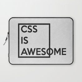 CSS is Awesome Laptop Sleeve