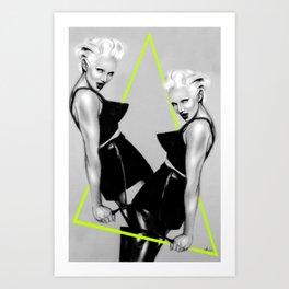 + TORTURE ME + Art Print