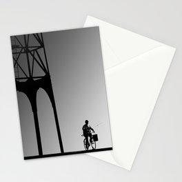Go Towards The Light Stationery Cards