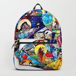 Wheel of Magic Backpack