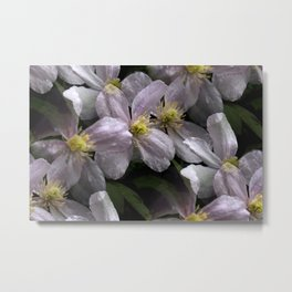 the smell of spring -2- Metal Print