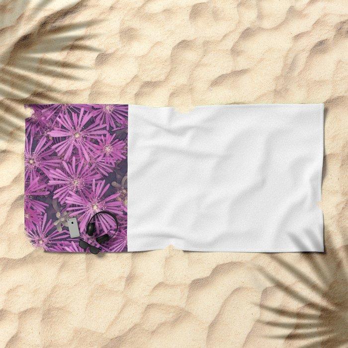 African Beauty Beach Towel