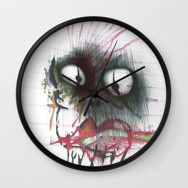 Instantgaramania Wall Clock