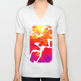 San Francisco's True Colors Unisex V-Neck