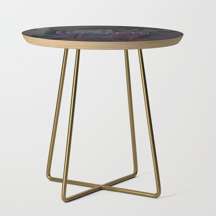 Learn / Listen Side Table