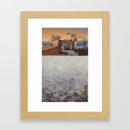 Rio Vermelho Framed Art Print