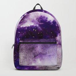 PERIWINKLE GALAXY Backpack