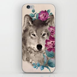 Gently Ferocious iPhone Skin