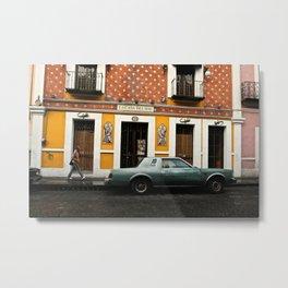 La Casa Del Sol Metal Print