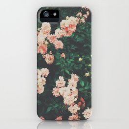 Hipster Roses iPhone Case