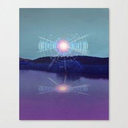 Futuristic Visions 01 Canvas Print