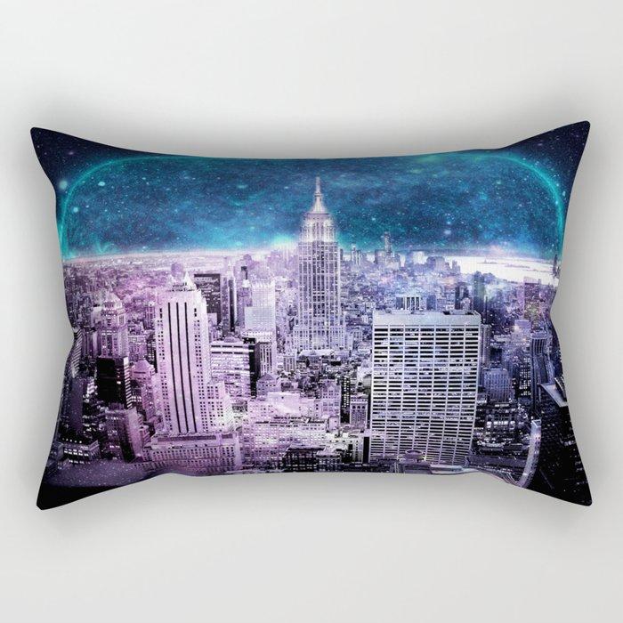 New York City : dream of another world Rectangular Pillow
