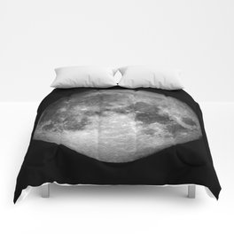 Moon Full Comforters