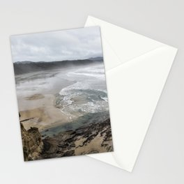 Lookout Point near Otter Rock Stationery Cards