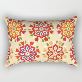 FLOR Rectangular Pillow