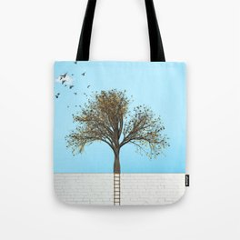 The Ladder Tote Bag