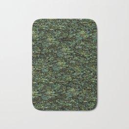 Fine Pixel Moss Bath Mat