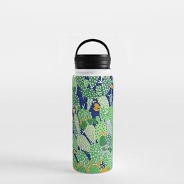Cactus Lover's Garden Water Bottle