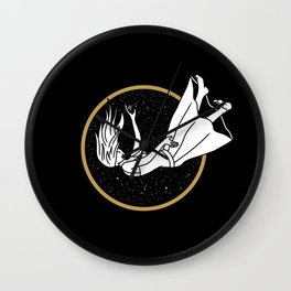 Lucid Dreams Wall Clock
