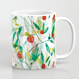 Orange Blossoms Coffee Mug
