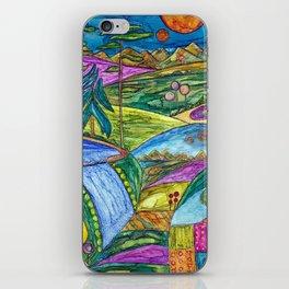 Heliades Valley iPhone Skin