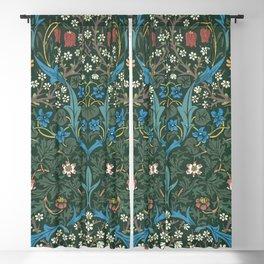 William Morris Blackthorn Pattern, 1892 Blackout Curtain