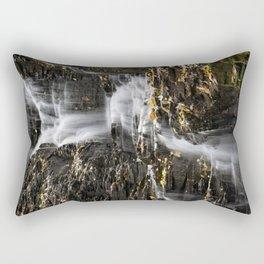 Winding Waterfall Rectangular Pillow