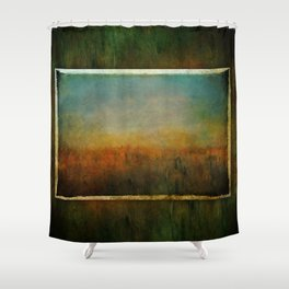 Back Forty Colors  Shower Curtain