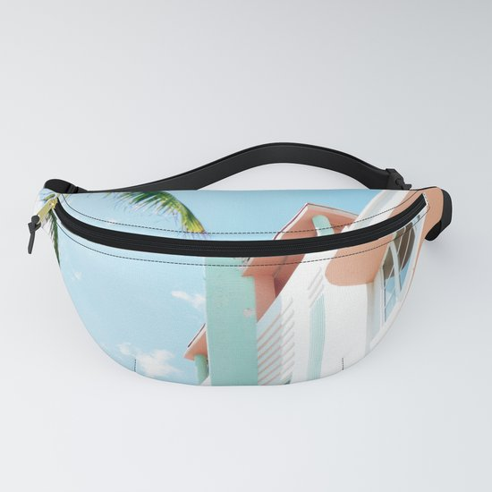 3df34682 Miami Fresh Summer Day Fanny Pack by judithhoy