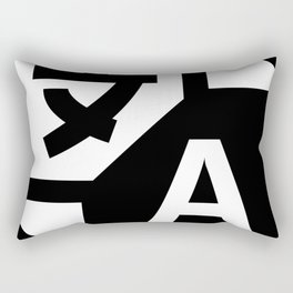 Chinesse letter Rectangular Pillow