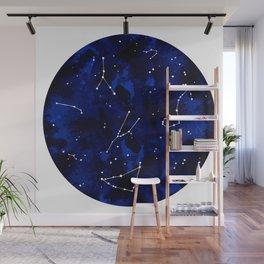 Constellation Sky Wall Mural