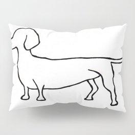 Doxie Pillow Sham