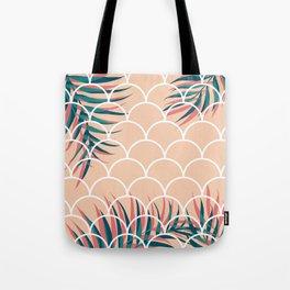 Tropical Window #society6 #decor #buyart Tote Bag
