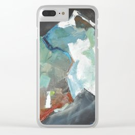 Terre & Mer Clear iPhone Case