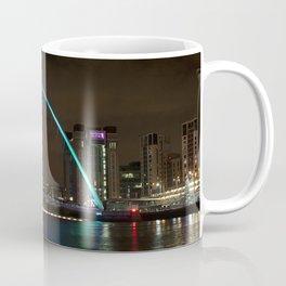 Midnight at the Millennium Bridge Coffee Mug