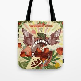 STRAWBERRY COUGH Tote Bag