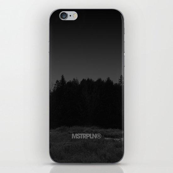 Strong From The North / MSTRPLN® Collection iPhone & iPod Skin
