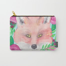Foxy Love Carry-All Pouch