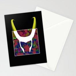 Loki's Helm Original Painting Stationery Cards