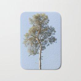 Coniferous Tree Series 3 of 3 Bath Mat