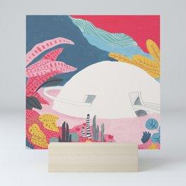 Niemeyer Foundation - Oscar Niemeyer Mini Art Print
