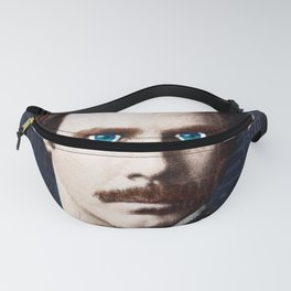 Will Ferrell Anchorman The Legend of Ron Burgundy Words Color Fanny Pack